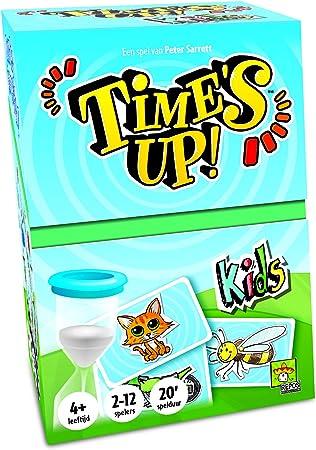Times Up! Kids: Amazon.es: Juguetes y juegos