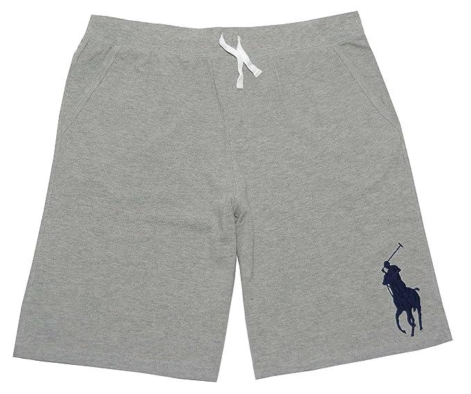 26ac759f8 Amazon.com: Polo Ralph Lauren Boys Athletic Mesh Short (S(8), Dark ...