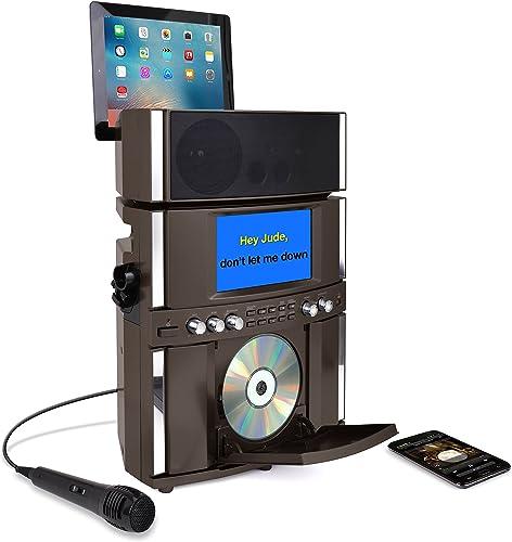 Akai KS800-BT Bluetooth Front Load CD&G Karaoke System