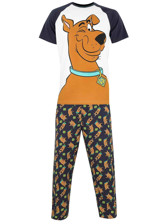 Scooby Doo - Pijama para Hombre - Scooby Doo: Amazon.es: Ropa y accesorios