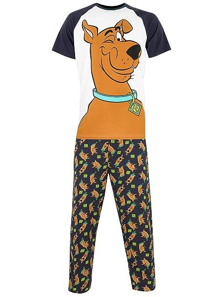 Scooby Doo - Pijama para Hombre - Scooby Doo - Small