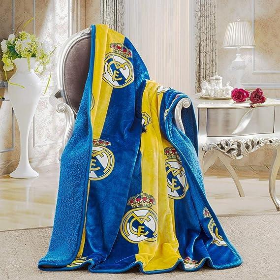 Real Madrid Blanket