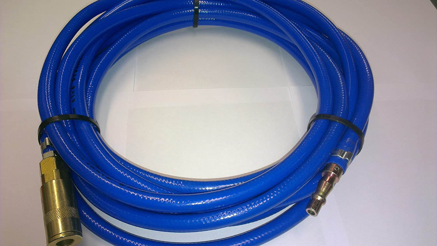 Air Line , Air Hose High Quality Double Skinned Braided Reinforced 10m x 8mm Bore Thorcraft