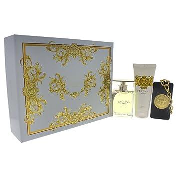 5ddacf6b53 Amazon.com   Versace Vanitas for Women 3 Piece Gift Set   Beauty