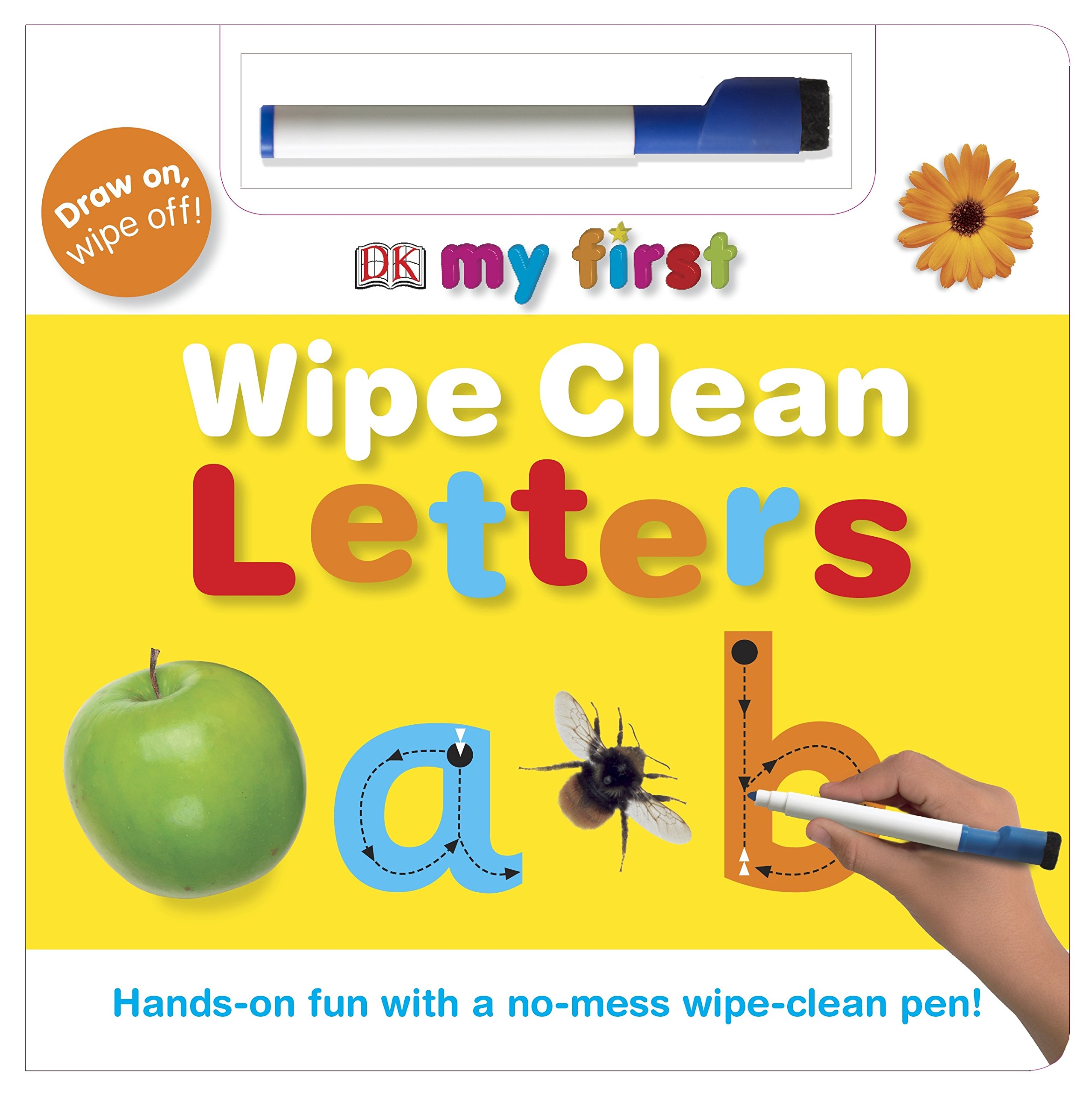 Download Wipe Clean Letters (My First Wipe Cleans) pdf
