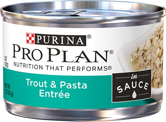 Top 10 Tomato And Pasta Pro Plan Wet Cat Food