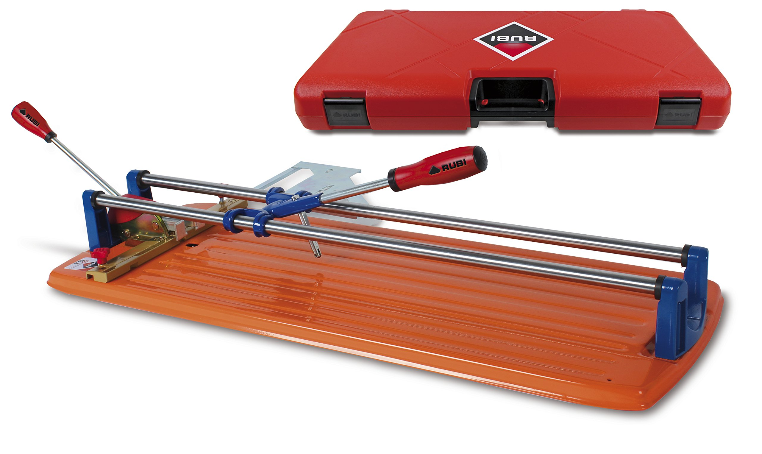 Rubi TS-66 Tile Cutter 26-Inch with Red Case