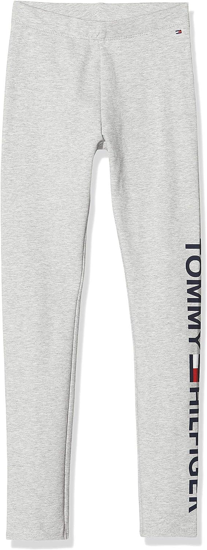 Tommy Hilfiger M/ädchen Essential Logo Legging