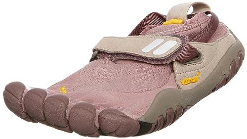 Vibram Five Fingers Treksport, Zapatillas para Mujer, Light Pink, 37 EU / 5 UK: Amazon.es: Zapatos y complementos