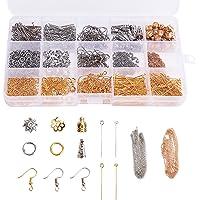 Noverlife 850PCS Resultados de joyería Componentes para la