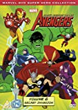 Avengers: Earth's Mightiest Heroes - Volume 6 [DVD]