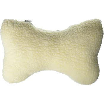 Pet Supplies : Pet Beds : Carolina Pet Sherpa Bone Shaped