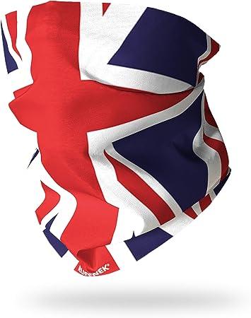 Union Jack UK Flag face protection headwear multifunctional Bandana Headband 569