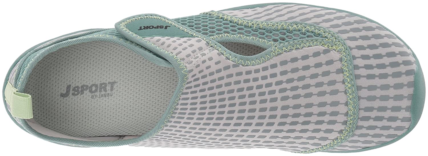 1ceb01643634 Amazon.com  JSport by Jambu Women s Mermaid Too-Water Ready Sport Sandal   Shoes