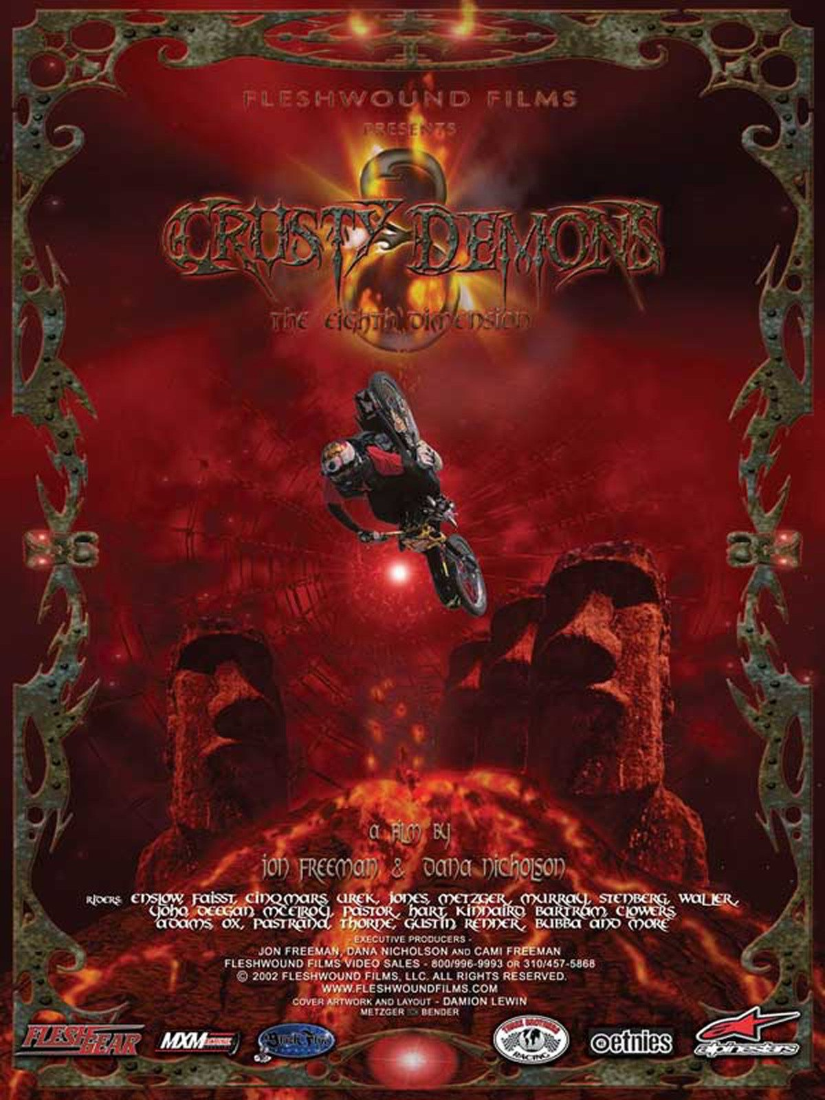 Watch Crusty Demons 8 The 8th Dimension Prime Video
