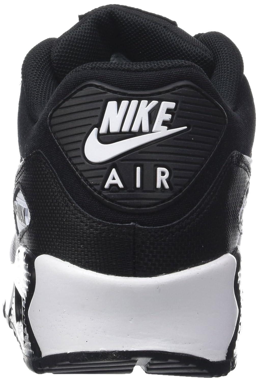 new concept a031e 4a1c3 Foam entresuela con visible Unidad Max Air en el talón de choque absorción.  Durable y  Nike Air Max 90 2015 Negro ...
