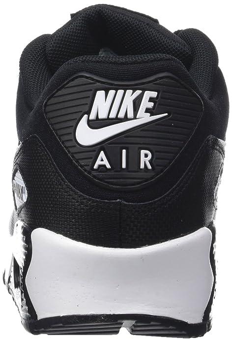 Amazon.com | Nike Womens Air Max 90 Black 325213-047 (Size: 5.5) | Shoes