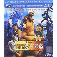 Brother Bear and Brother Bear 2 (2 Movie Collection)