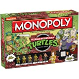 Monopoly: Teenage Mutant Ninja Turtles Collector's Edition Game
