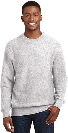 XX-Large Black Sport-Tek/® Super Heavyweight Crewneck Sweatshirt