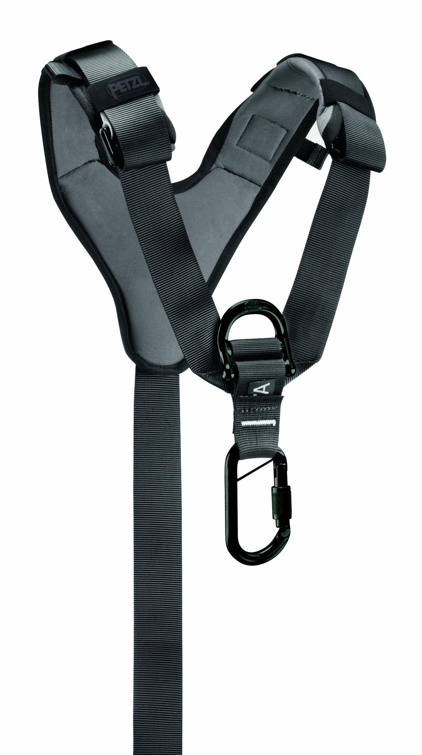 PETZL - TOP Croll, Chest Harness for Seat Harness