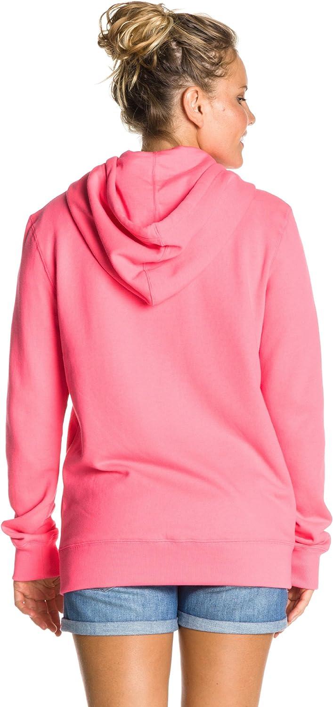 Roxy Damen Zipper Beach Brights Glow Pink