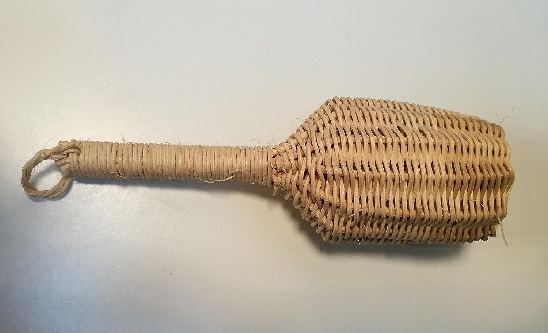 sonajero de mimbre: Amazon.es: Handmade