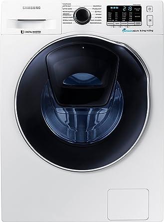 Samsung WD80K5400OW/EG Independiente Carga frontal A Blanco ...