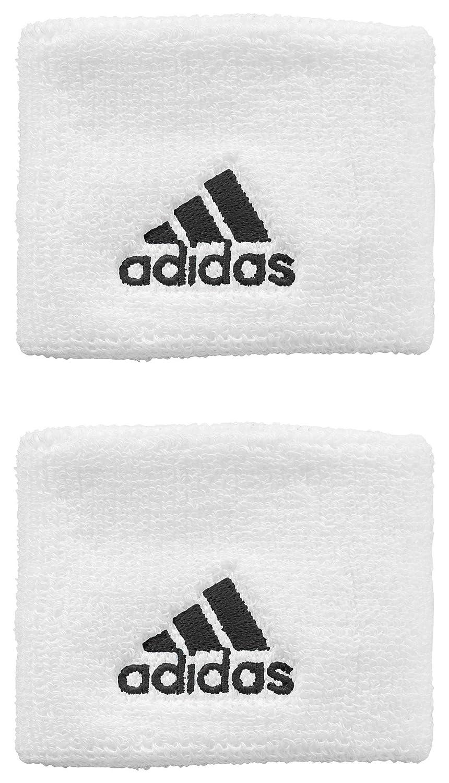 adidas, Polsiera da tennis Uomo, Bianco (White), Taglia unica (uomo) 54220540000000