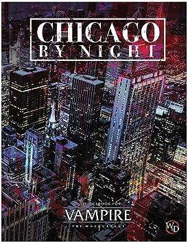Vampire: The Masquerade 5ta Edición: Chicago by Night: Amazon.es: Juguetes y juegos