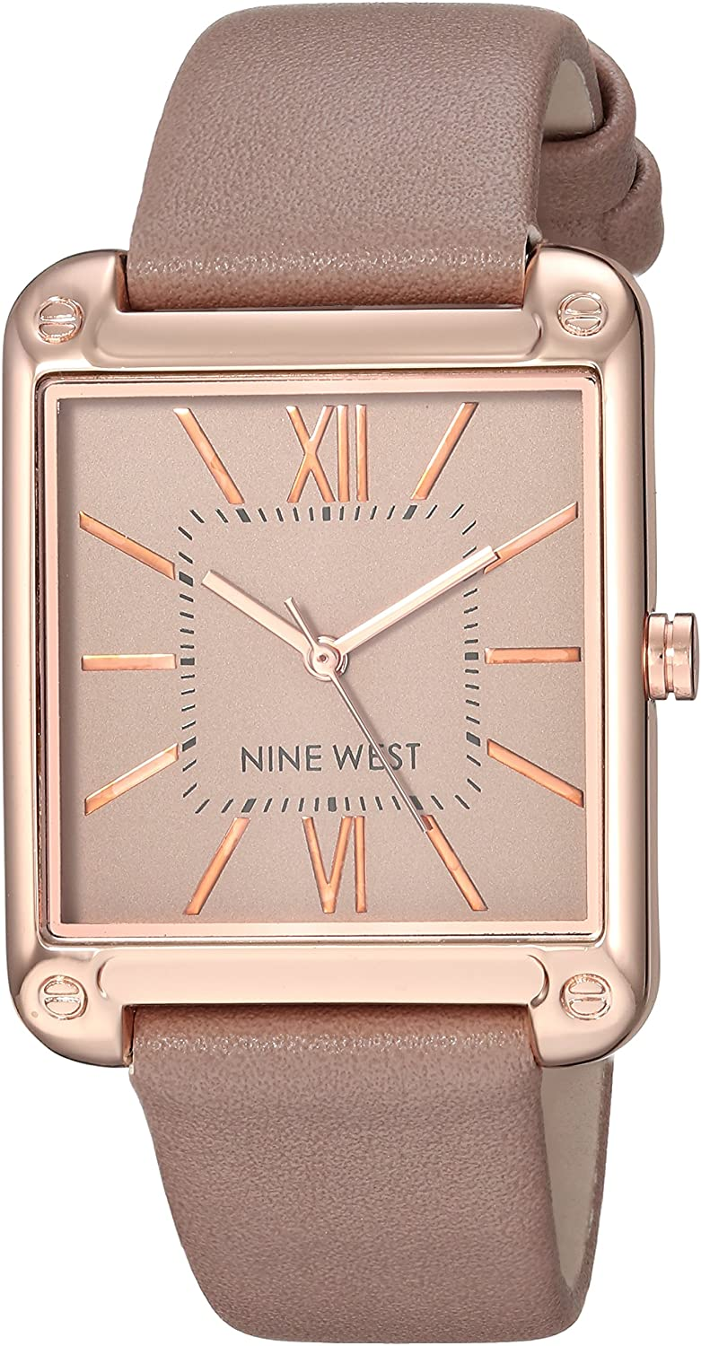 Nine West Women's Strap Watch, NW/2116