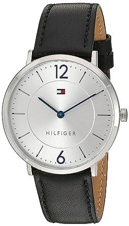 cff93d196 Tommy Hilfiger Casual Watch Analog Display Quartz for Men 1710351 ...