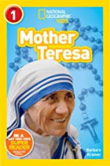 National Geographic Readers: Mother Teresa (L1) (Readers Bios) Kindle Edition