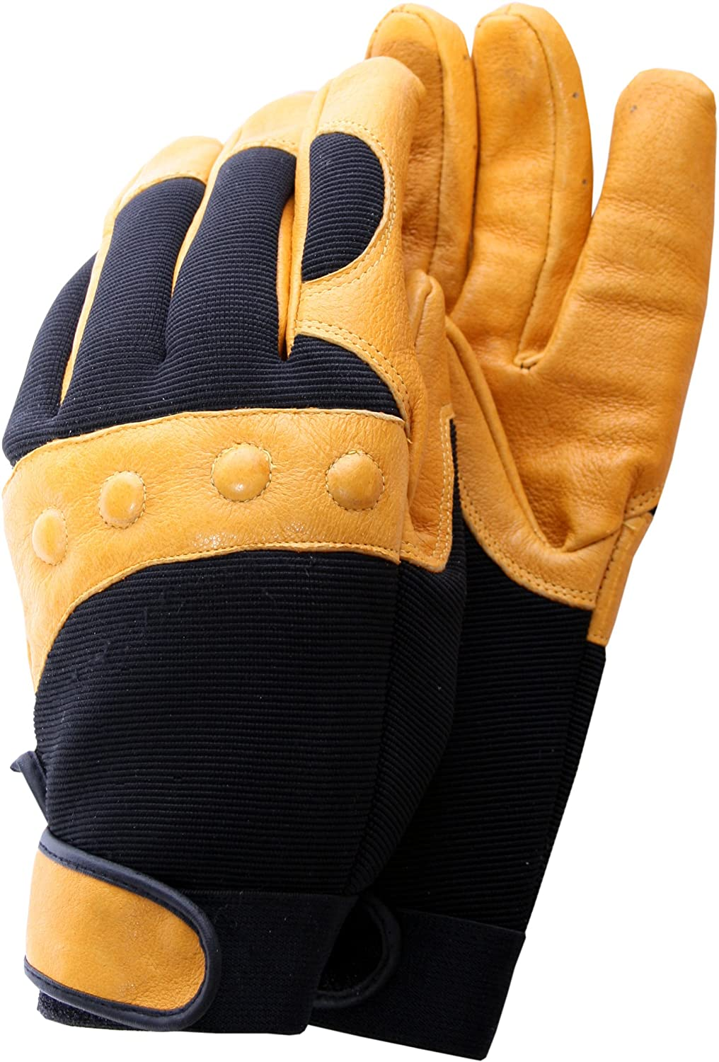 Town & Country TGL432M Deluxe Comfort Fits Mens Gloves Medium