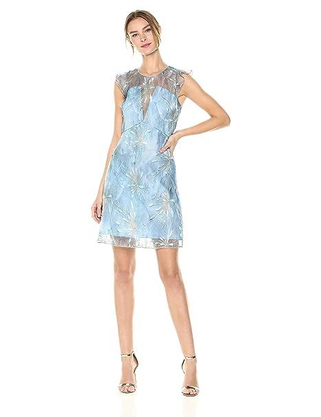 ddcf6d70f642 Elie Tahari Women's Olive Dress at Amazon Women's Clothing store: