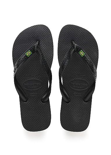 b27cea24a Havaianas Unisex Adults  Brasil Flip Flops  Amazon.co.uk  Shoes   Bags