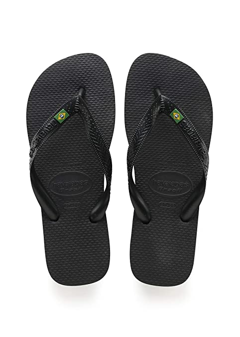 9916bb8993c326 Havaianas Unisex Adults  Brasil Flip Flops  Amazon.co.uk  Shoes   Bags