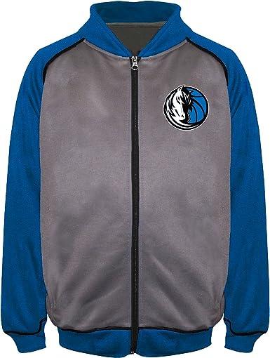 NBA Dallas Mavericks Poly Fleece Raglan - Chaqueta de chándal ...