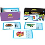 Learning Resources 2783 Educational Insights Hot Dots Phonics Flash Cards- Blends & Digraphs
