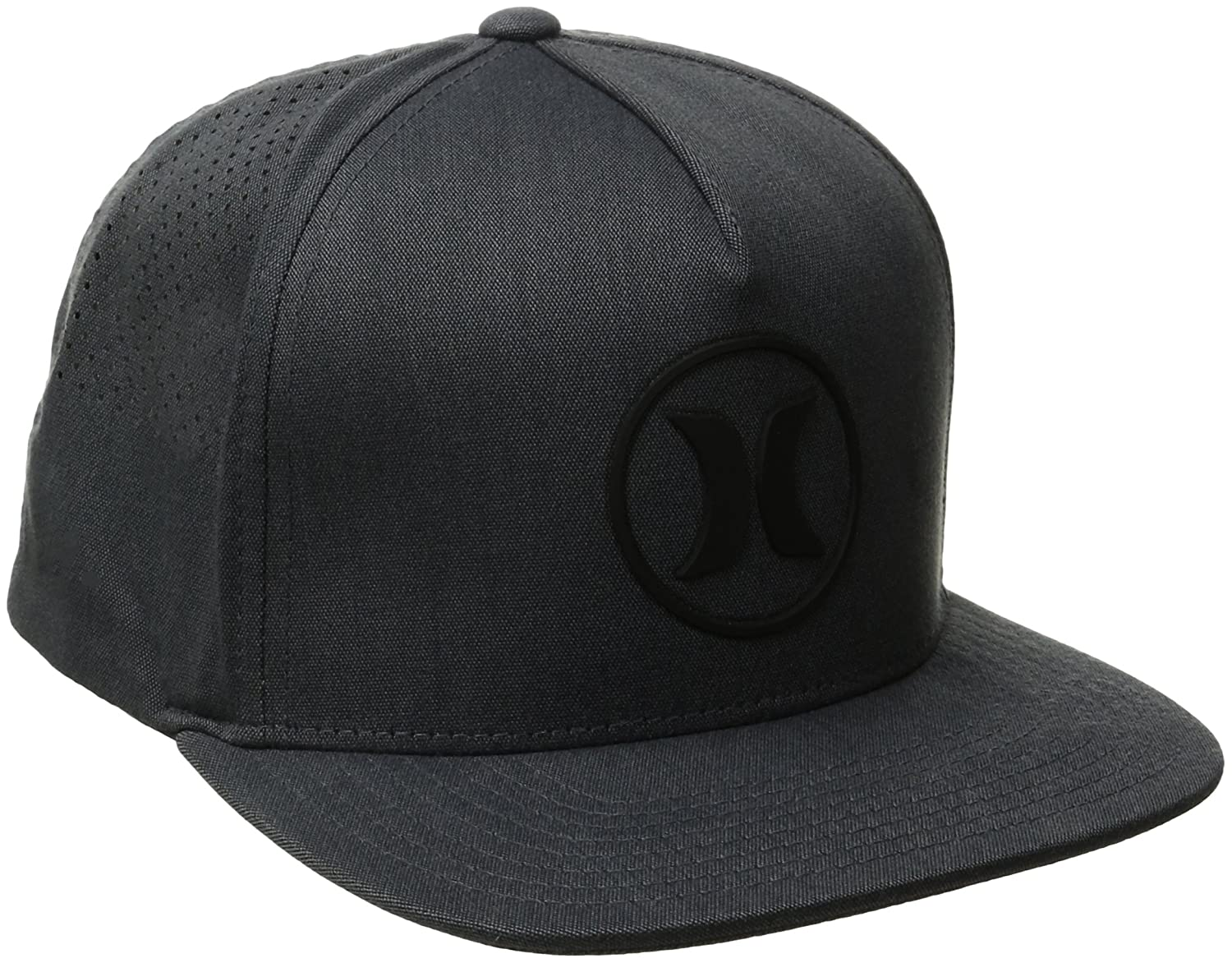 check out 30e65 b81c2 Amazon.com  Hurley MHA0005950 Mens Dri-Fit Icon 2.0 Cap, Black-OS  Clothing