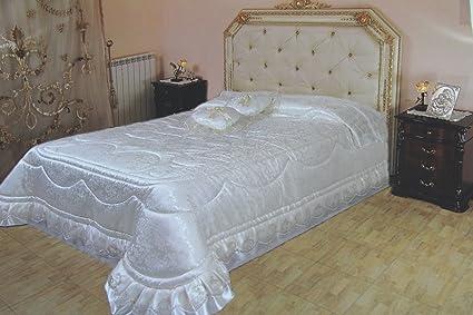 Russo tessuti trapunta piumone letto matrimoniale sposa bella
