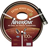 NeverKink 8642-100 Series 3000 Extra Heavy Duty Garden Hose,  5/8-Inch by 100-Feet