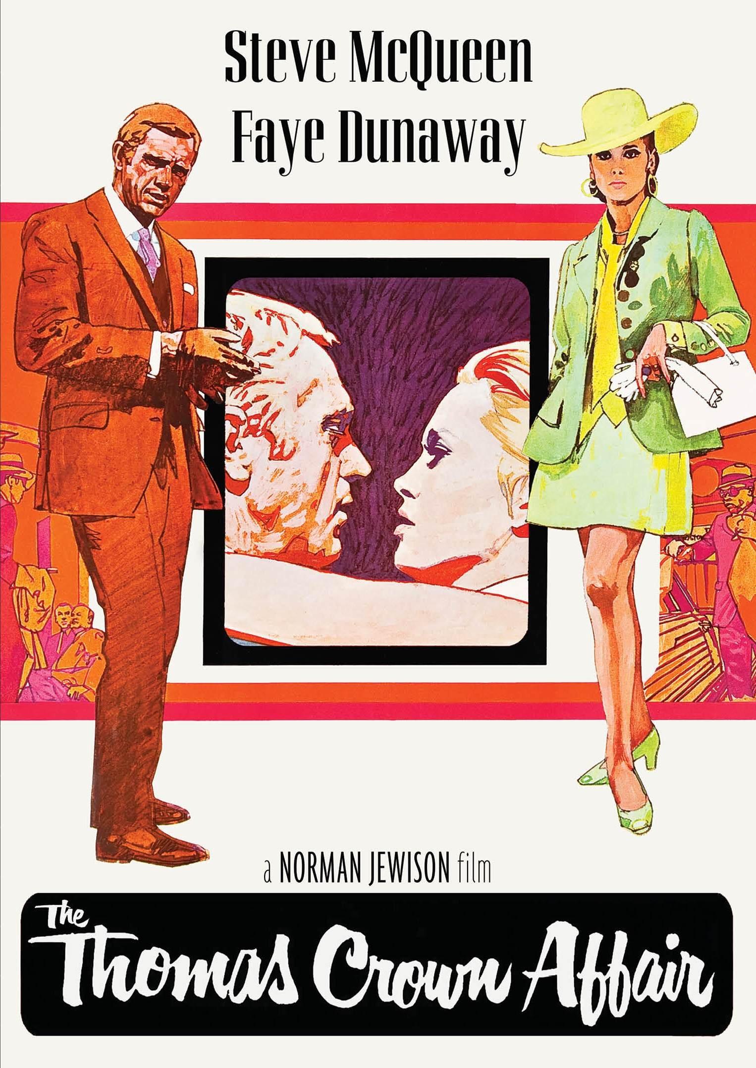 DVD : The Thomas Crown Affair (DVD)