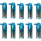 Boost Oxygen Peppermint Portable Oxygen Pocket Size (10 Pack)