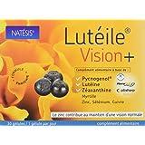 NATESIS Lutéile Vision Lutéine/Myrtille/Zéaxanthine/Pycnogenol/30 Gélules