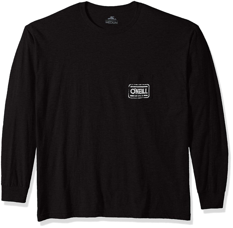 ONEILL Mens Long Sleeve Pocket T-Shirt