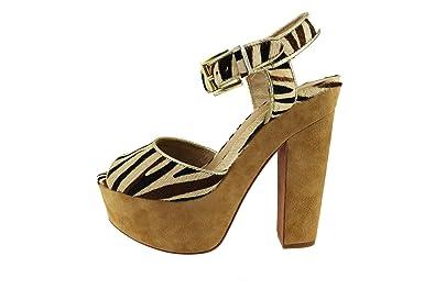 Ash  Damen Sandalen mehrfarbig mehrfarbig