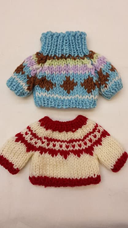 Amazon Teddy Beardoll Sweater Clothes Outfits Small Size 2