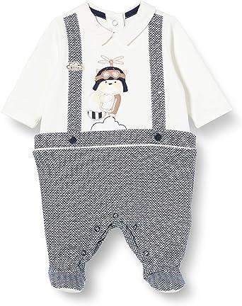 Chicco Tutina con Apertura Entrogamba Pelele para Beb/és