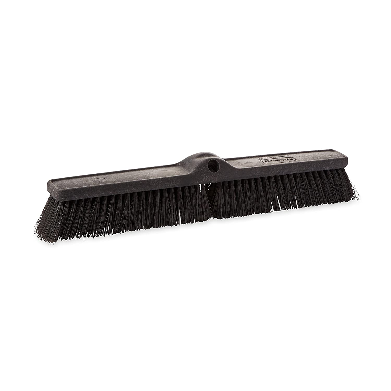 Rubbermaid Commercial Executive Series 24-Inch Push Broom, Multi-Surface Medium-Duty Sweep (1861211) Rubbermaid Commercial Products